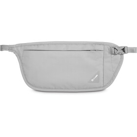 Pacsafe Coversafe V100 Sacoche de ceinture, neutral grey